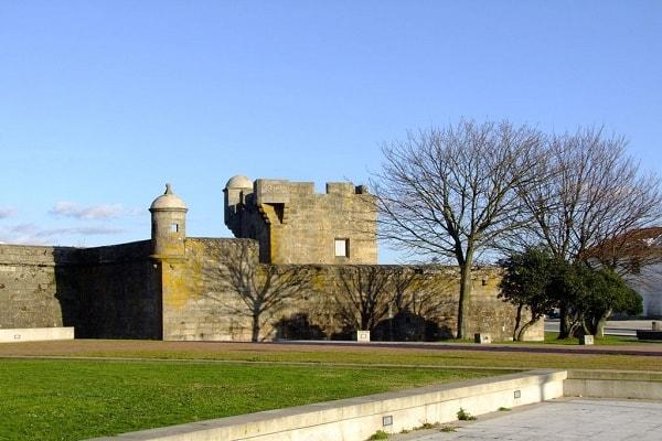 Forte de Santiago da Barra